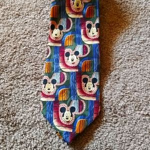 Vintage Mickey Mouse Unlimited Tie